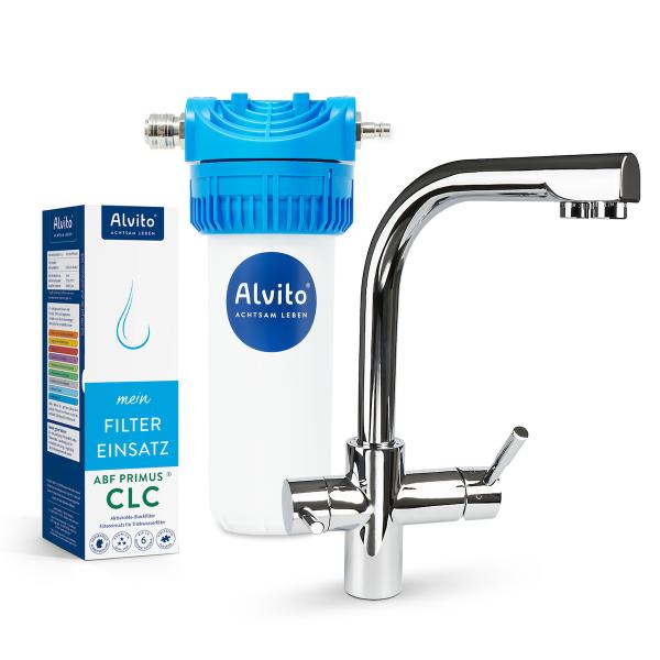 Wasserfilter Comfort Kalk Abbildung