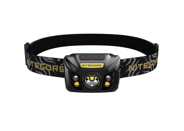 Nitecore NU32 Stirnlampe - das robuste Arbeitstier mit 3 Lichtquellen