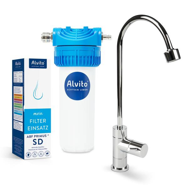 Alvito Wasserfilter STARTSET