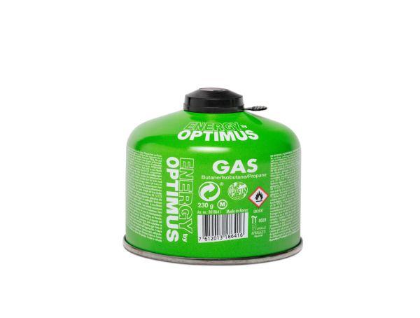 Optimus Gaskartusche 230g Universal Gas