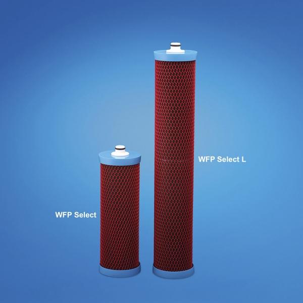 Carbonit WFP Select (8 µm) für QUADRO 60 (4 Stück)