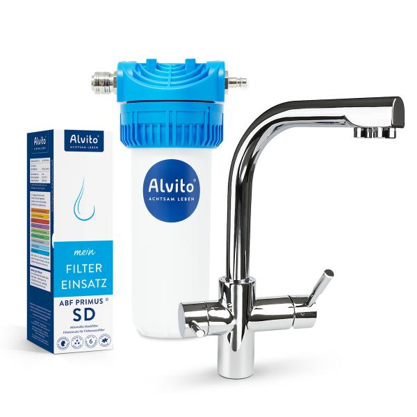 Alvito Wasserfilter COMFORT Abbildung