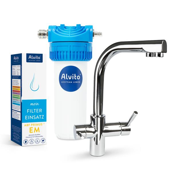 Wasserfilter Comfort EM mit ABF Primus EM und Verona